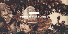 What is Folklore? header.