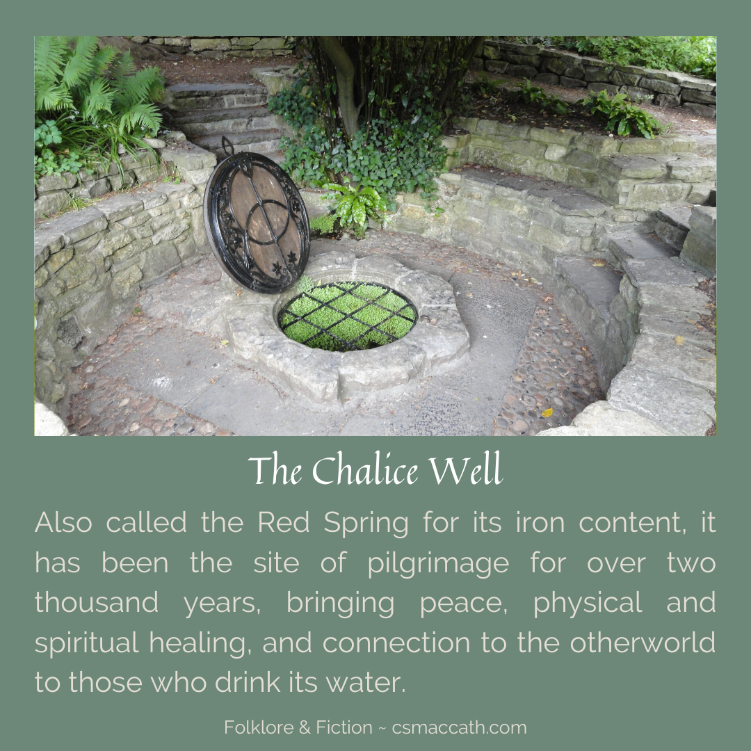 Chalice Well Lore