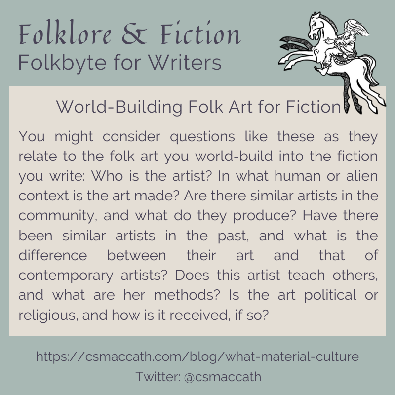 Folkbyte Material Culture 2