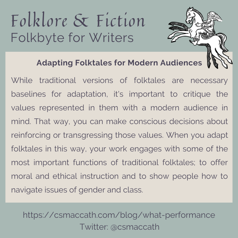 Folkbyte Performance 1