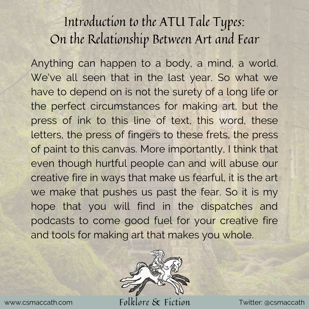 Introduction to the ATU Tale Types 3