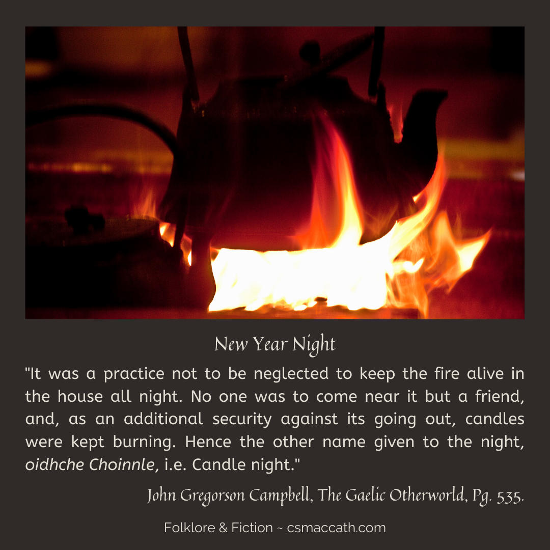 New Year Night Lore