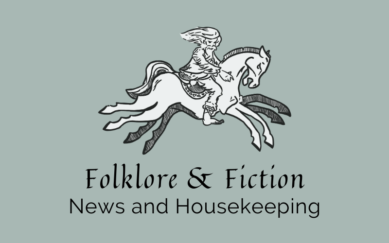 News and Housekeeping