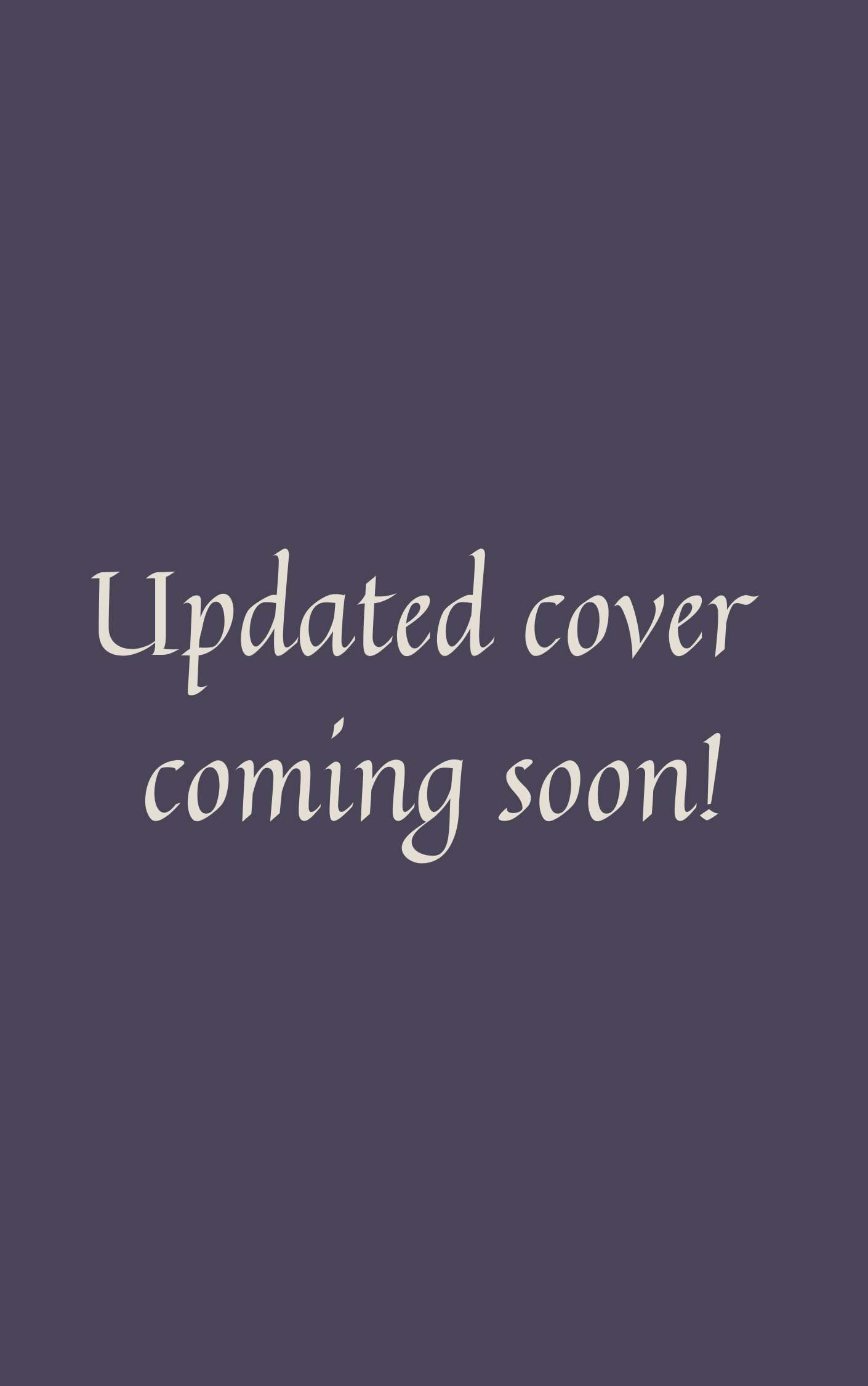 Updated cover coming soon!